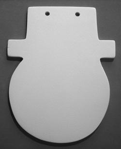 Snowman Head-