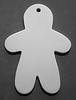 Gingerbread boy-