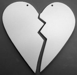 Large Friendship Heart-